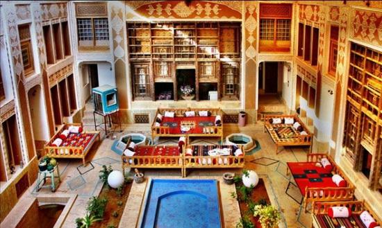 1223 714 هتل سنتی نیایش شیراز